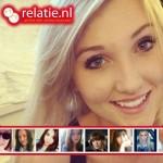 Op zoek naar een echte relatie op een bekende datingsite.